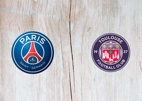 PSG vs Toulouse -Highlights 25 August 2019