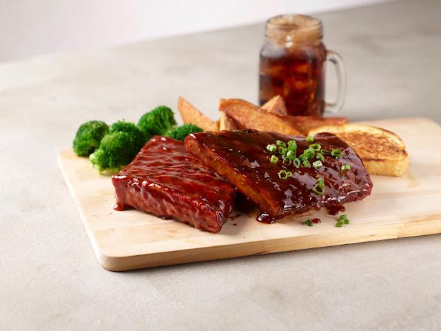 Global Rib Flavors Meal from Smokey Bones