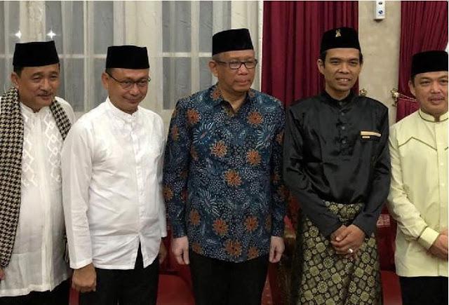 Gubernur Kalbar Ajak Umat Islam Jaga Ustadz Abdul Somad