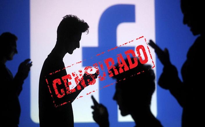 Conservadores planejam protesto em massa contra a censura do Facebook - em 30 de Maio 2019
