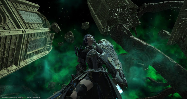 Looking Back at FFXIV: Stormblood's First Hardcore Raid
