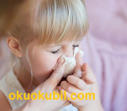 Çocuklarda Grip Önlenmesi ve Tedbirleri