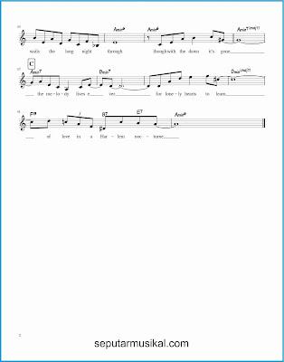 harlem nocturne 2 lagu jazz standar