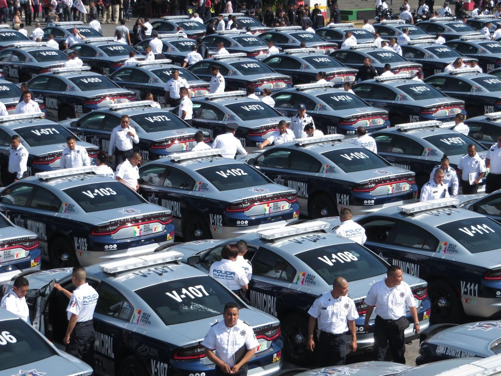 Gobierno de Nezahualcóyotl rentará 150 patrullas  35d22eb7e9d