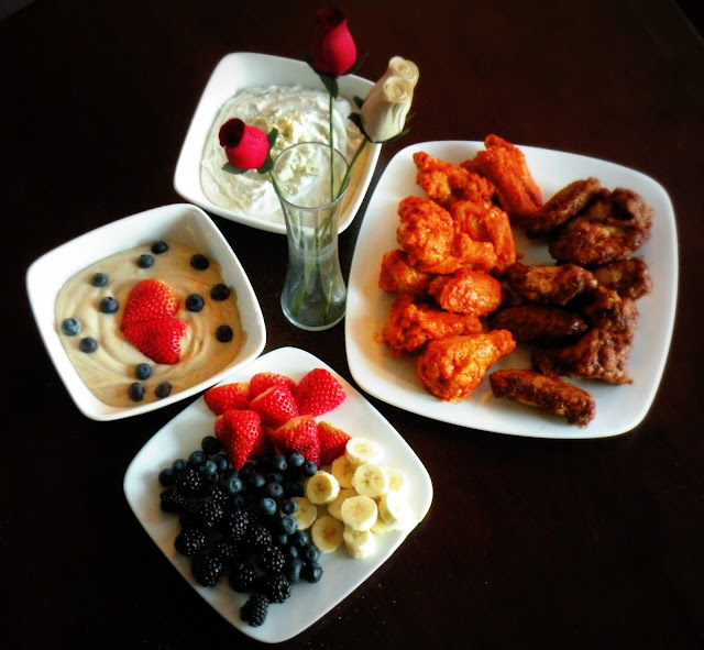 Recipes for Football Party