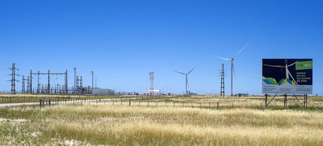 nuevos proyectos de energías renovables