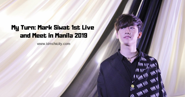 Mark Siwat makes the crowd go wild as he dances to Kpop songs in his first Manila fanmeeting