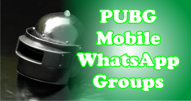 PUBG Mobile WhatsApp Groups PUBG Mobile Lite