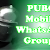 PlayerUnknown's Battlegrounds | PUBG Mobile WhatsApp Groups