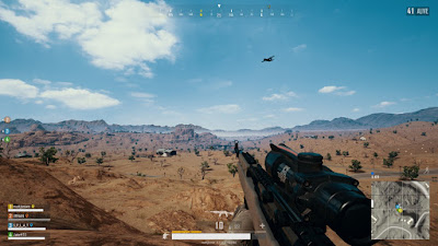 My review on PUBG
