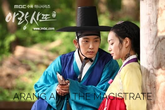 Download Drama Korea Arang And Magistrate Batch Subtitle Indonesia
