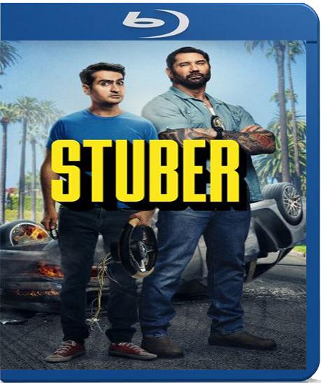 Stuber [2019] [BD50] [Latino]
