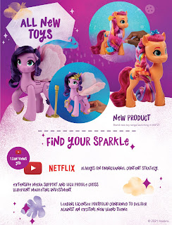My Little Pony G5 Pipp and Sunny Figures