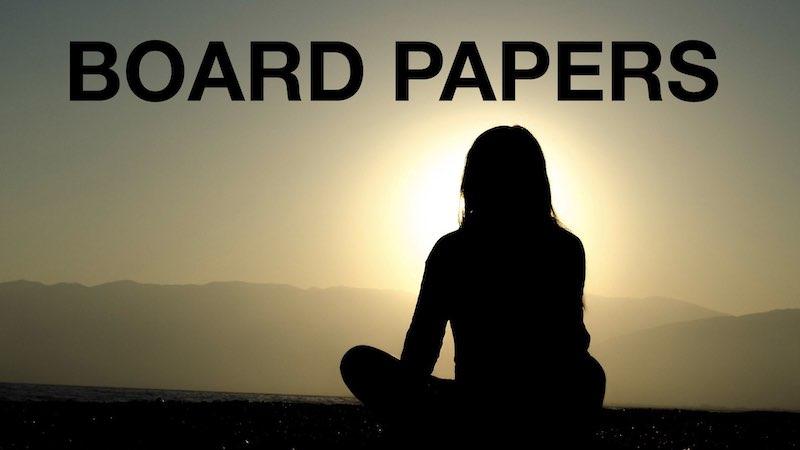 BOARD PAPERS HSC MAHARASHTRA BOARD 2020 SYLLABUS