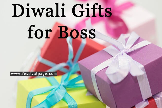 Diwali Gifts for Boss