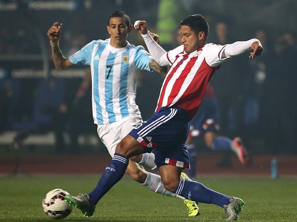 مباراة الارجنتين وباراجواى اليوم والقنوات argentina-vs-paragua
