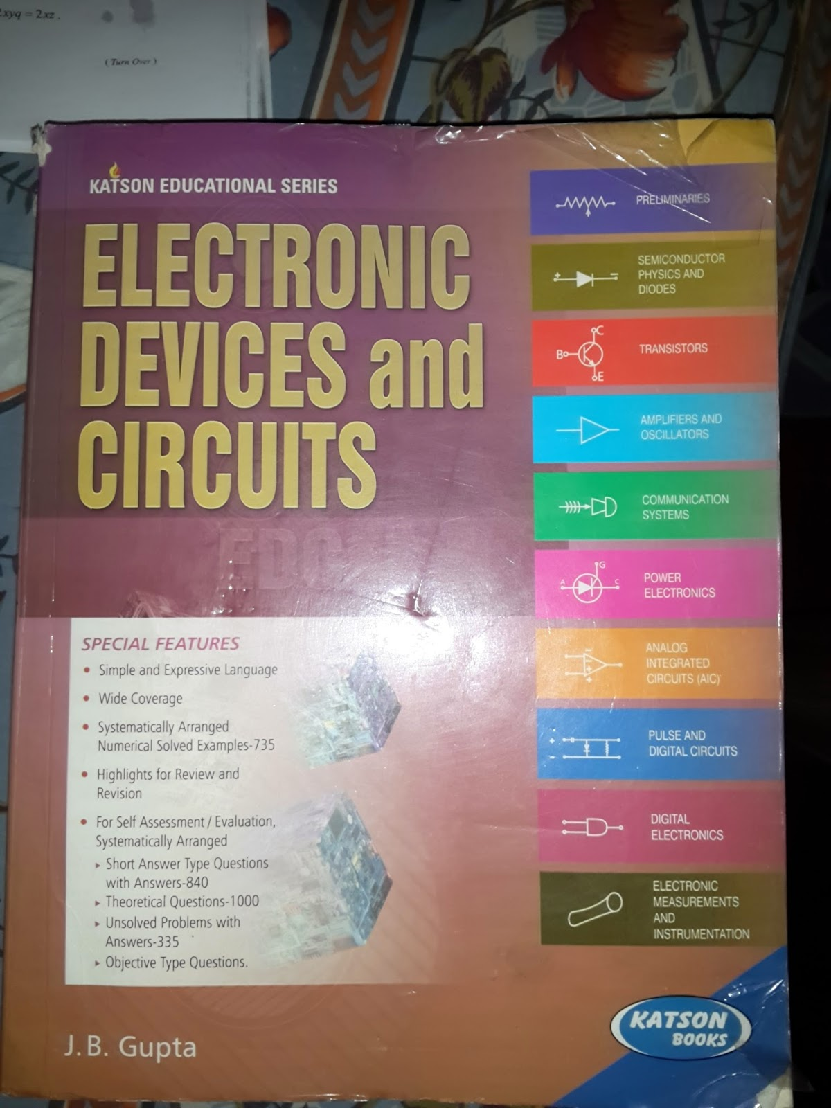 Best Books For Electronics Engineering | Best Books For Electronics