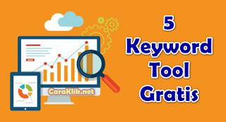 5 Keyword Tool Gratis