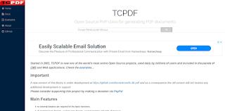 4 Library PDF PHP Open Source Terbaik dan Mudah Digunakan
