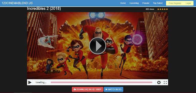 watch the incredibles 2 online free