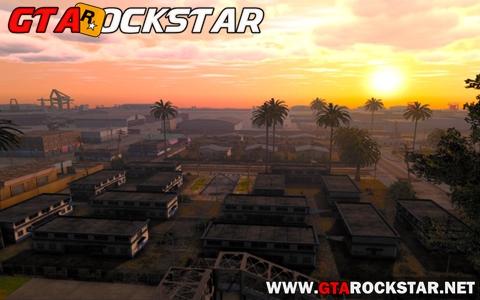 San Andreas Re-Textured 2017 em HD para GTA San Andreas