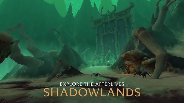 WORLD OF WARCRAFT: SHADOWLANDS  Game