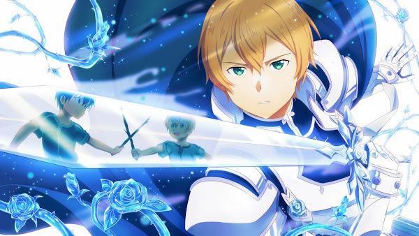 Sword Art Online Alicization eugeo