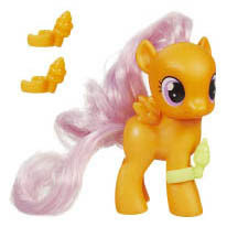 My Little Pony Fun at the Fair Scootaloo Brushable Pony