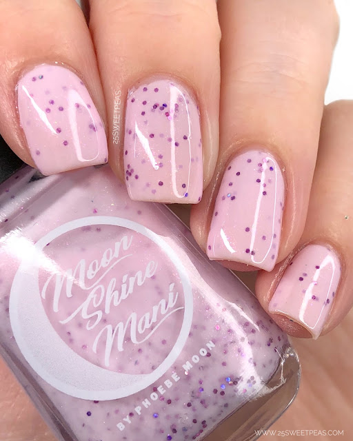 Moon Shine Mani Joy's Pink Unicorn