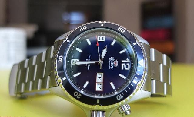 Những lợi ích bất ngờ khi mua đồng hồ Orient nam