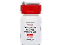 Terbutaline - Kegunaan, Dosis, Efek Samping