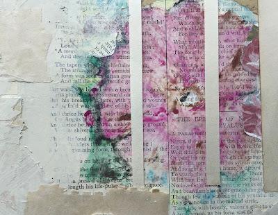 Detail, Mixed Media Art Journal