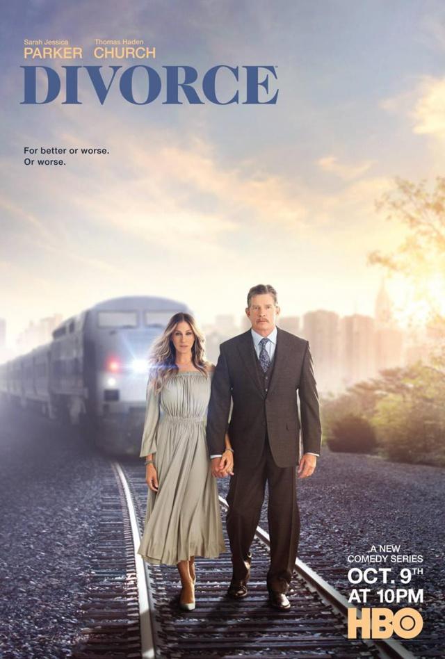 Divorce – a nova série da HBO com Sarah Jessica Parker