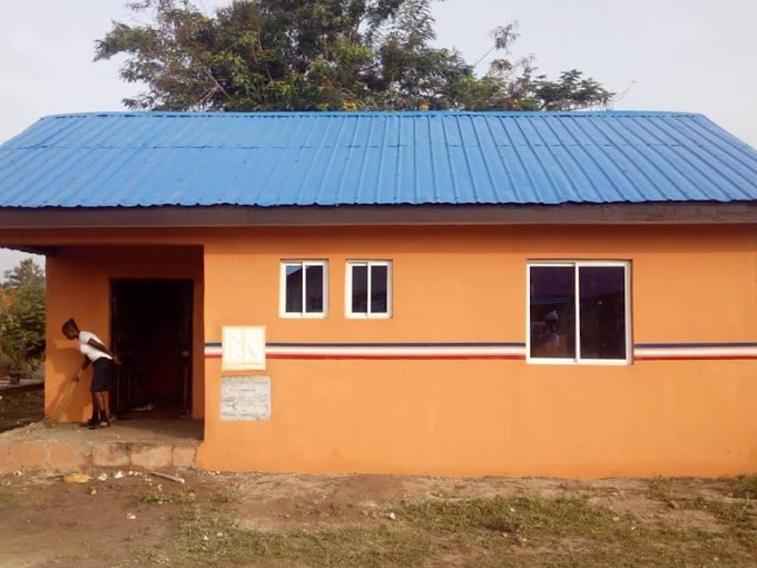 Ebenezer Obey donates new NSCDC office to IDOGO as he clock 77yrs today
