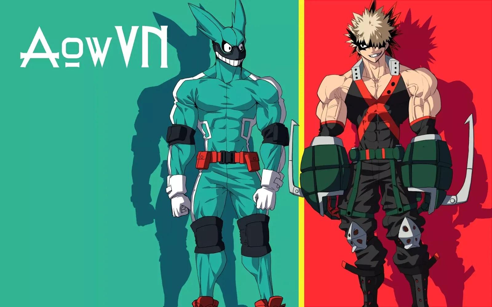 AowVN.org minz%2B%25285%2529 - [ Anime 3gp Mp4 ] Boku No Hero Academia SS1 + SS2 + OVA | Vietsub - Tuyệt Hay