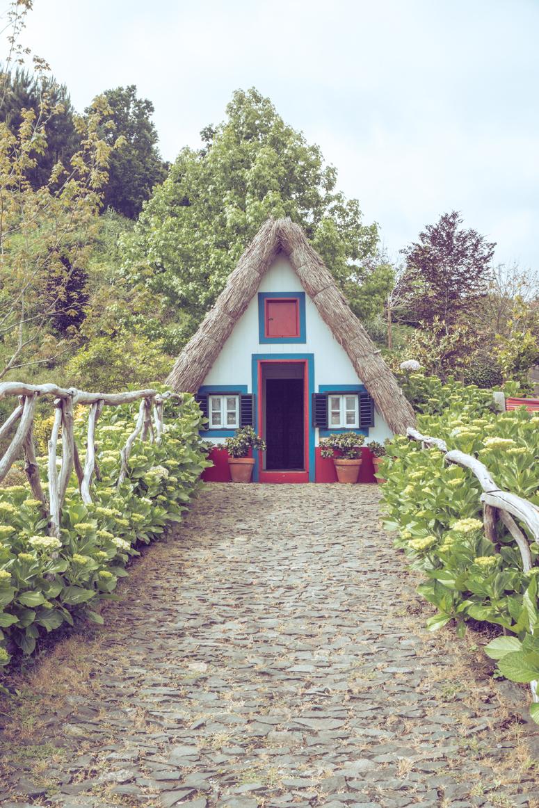Tradycyjny dom maderyjski