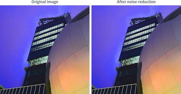 تقليل التشويش من الصور ببرنامج الفوتوشوب