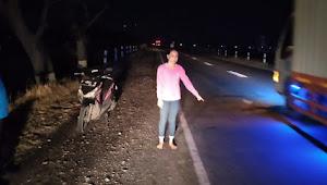 Pulang Kerja, Seorang Perempuan Jadi Korban Jambret di Jalan Purwodadi-Semarang, Sekitar Desa Pulorejo