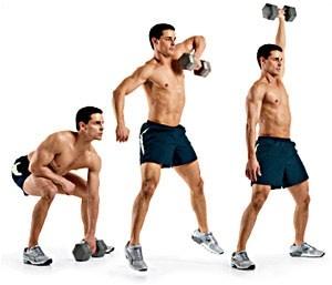shoulder exercises dumbbel