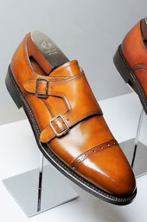 289cd0650556 The monk refers to the wide strap across the instep