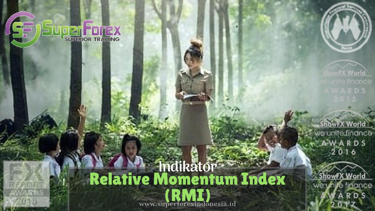 Indeks Momentum Relatif (RMI)