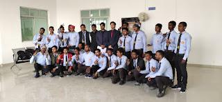 Jaunpur : निर्मला देवी पालीटेक्निक कालेज के 20 छात्रों का कंपनी ने किया चयन