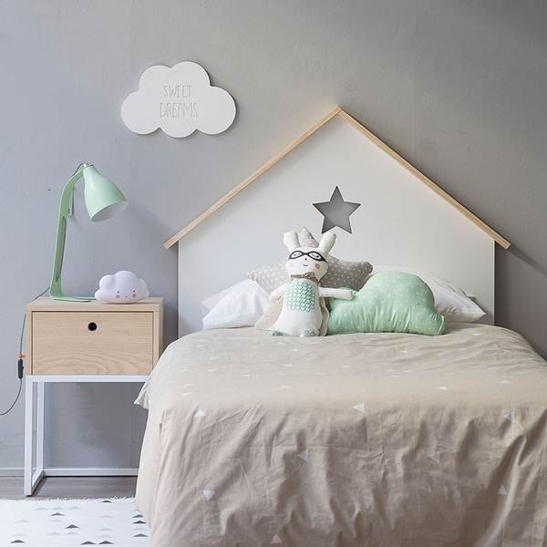Ideas For Decorating a Children Room With Nordic Style 6