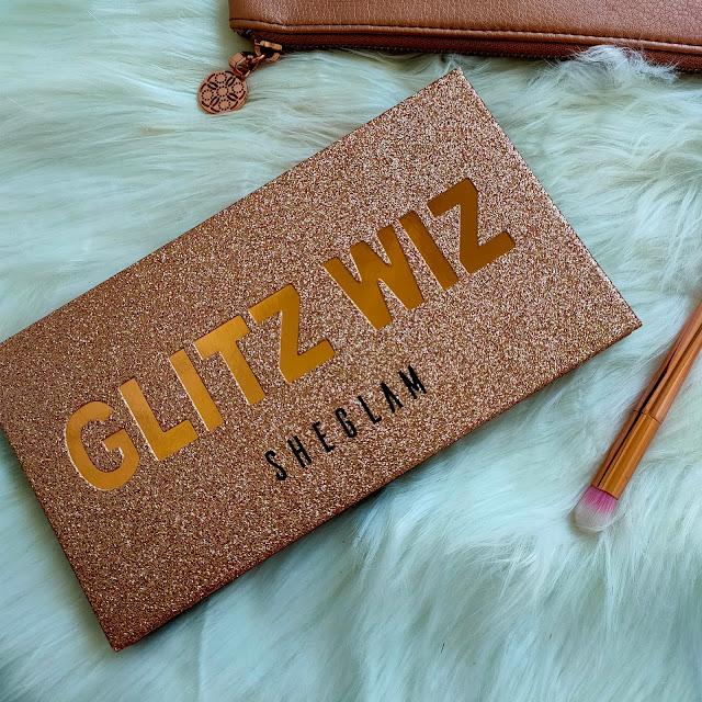 Paleta de Glitz Wiz Sheglam 02