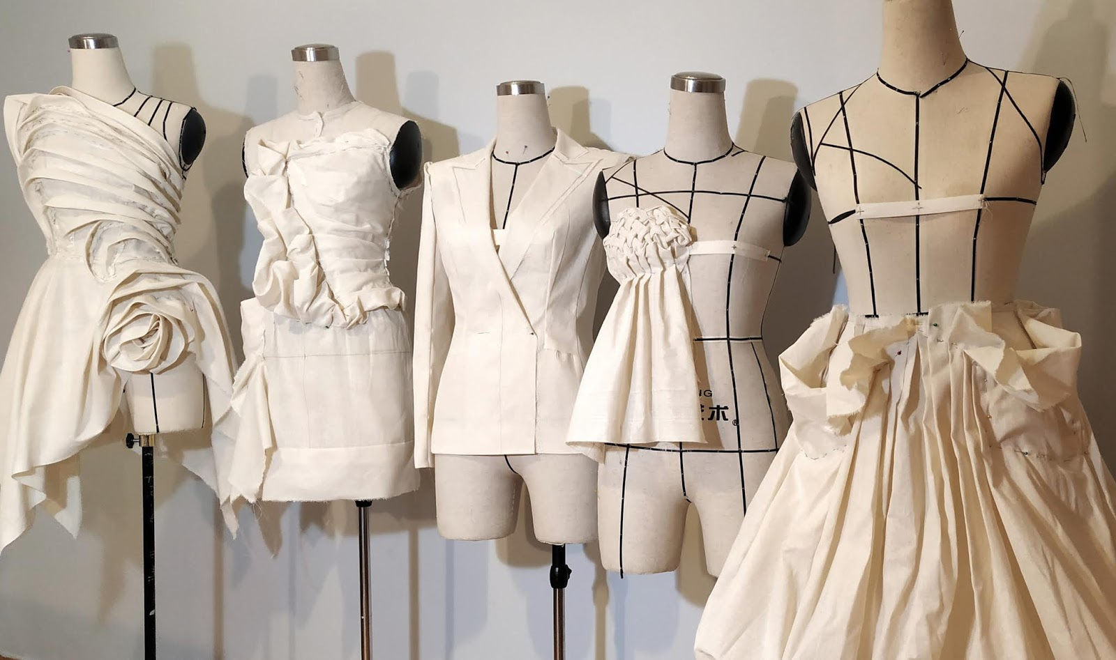 Elena Fashion Design Workshops Zero Waste Design Projects One To One Fashion Design Study
