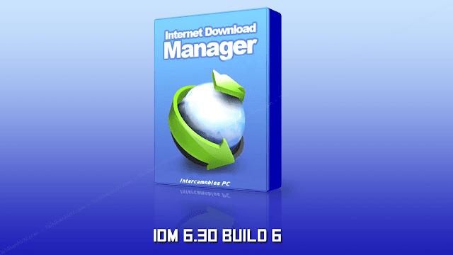 Tải Internet Download Manager 6.30 Build 6 Mới nhất 2018