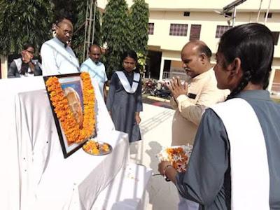 AtalBihari Bajpaee Honored Sultanpur Uttar Pradesh