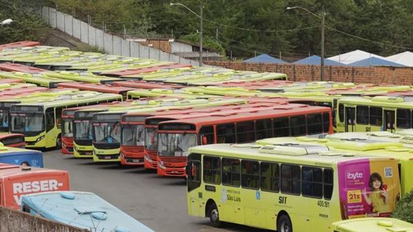 Greve dos rodoviários entra no 5º dia na Grande São Luís