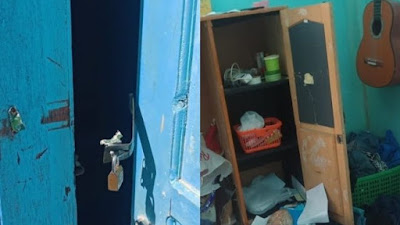 Bobol Kos-kosan, Pencuri di Bone Gasak Laptop Hingga Tabung Elpiji