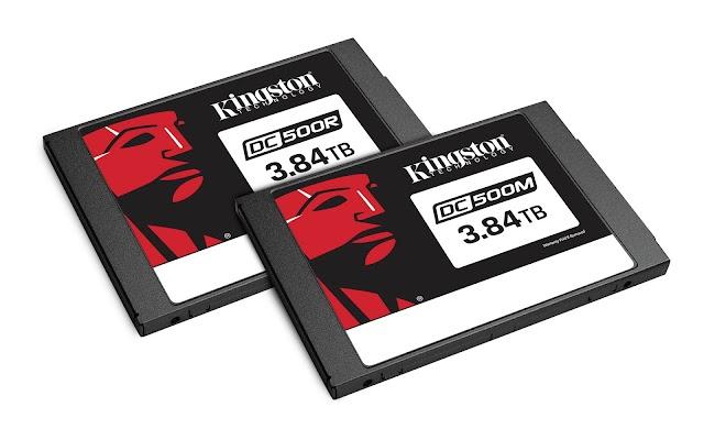 كينغستون تكنولوجي تطرح مجموعة أقراص الحالة الصلبة الجديدة DC500 Series